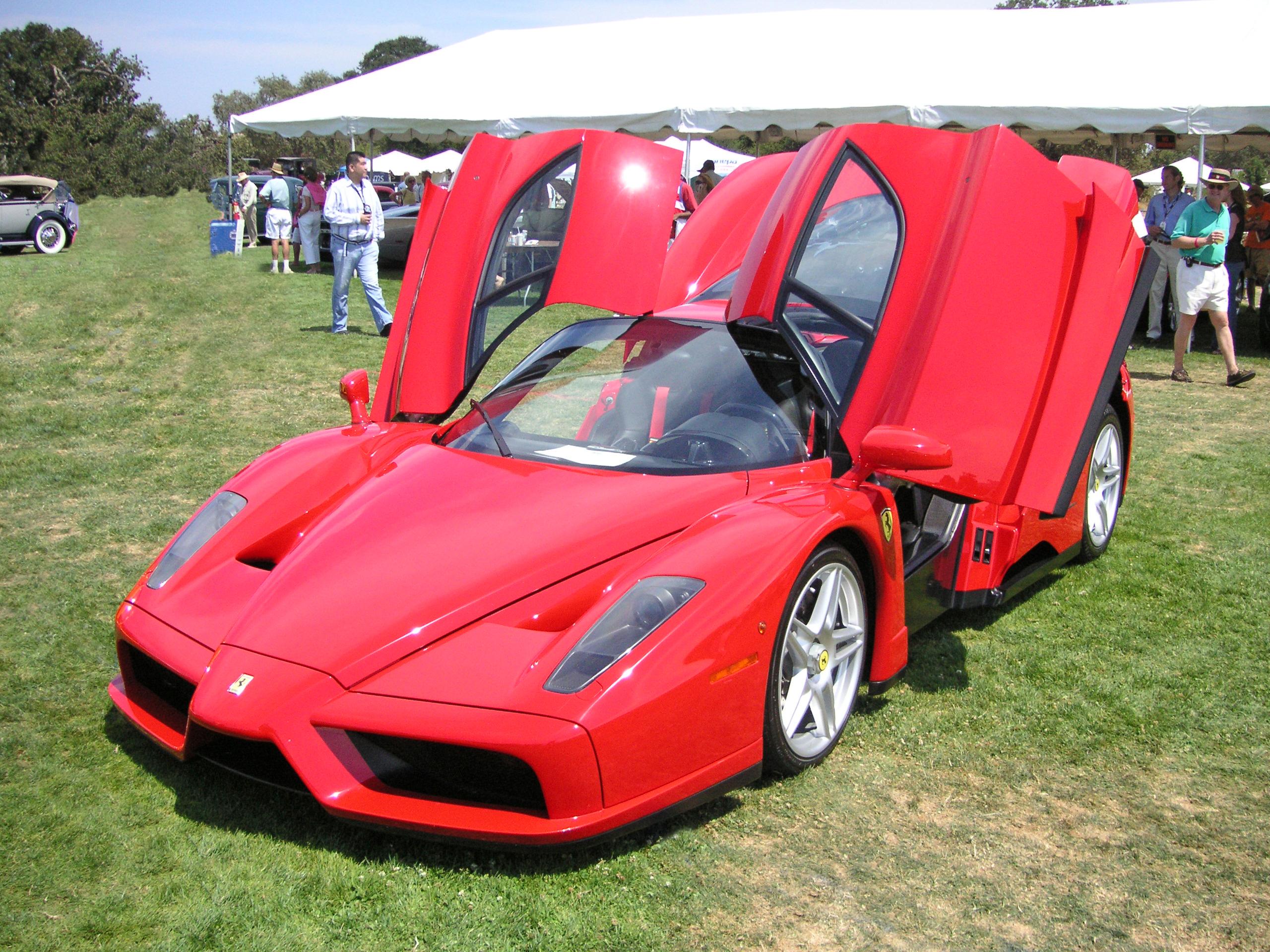 The Ferrari SUV: Logical Progression or Blasphemy?